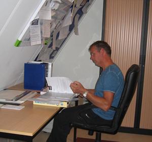 Bouwbedrijf Jos Schroer kantoor
